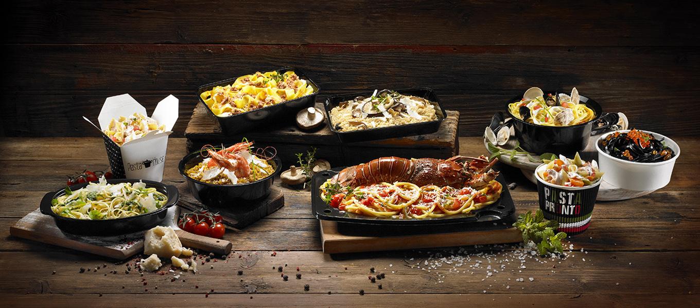 Συσκευασίες για Pasta & Risotto