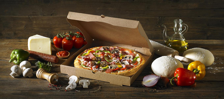 Συσκευασίες για Pizza