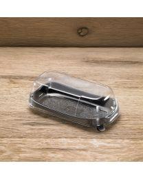 Διαφανές καπάκι για παραλληλόγραμμο σκεύος 19SKN