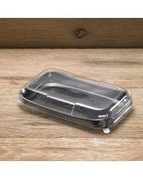 Διαφανές καπάκι για παραλληλόγραμμο σκεύος 45SKN