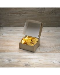Χάρτινο κουτί για ψητά & ορεκτικά