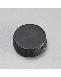 Μαύρο πώμα για μπουκάλια 150ml, 250ml, 330ml, 500ml, 1000ml