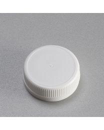 Λευκό πώμα για μπουκάλια 150ml, 250ml, 330ml, 500ml, 1000ml