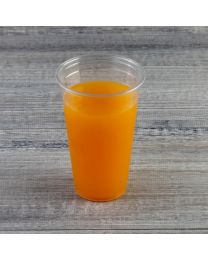 Διαφανές ποτήρι 12oz ψηλό