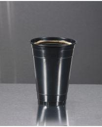 Μαύρο ποτήρι 16oz