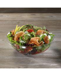 Δοχείο σαλάτας διαφανές 650ml