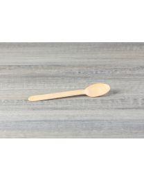 Ξύλινο κουτάλι 16 cm