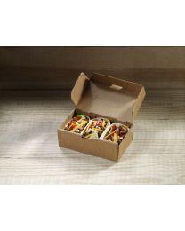 Χάρτινο κουτί για ορεκτικά και πατάτες