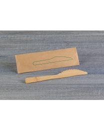 Μαχαίρι bamboo συσκευασμένο 16,5 cm