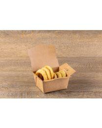 Κουτί kraft lunchbox small μέγεθος