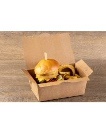 Kουτί kraft lunchbox xx-large μέγεθος