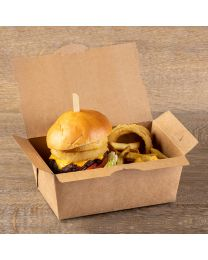Kουτί kraft lunchbox new xx-large μέγεθος