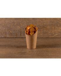 Χάρτινη θήκη για chips πατάτας