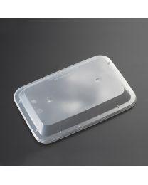 Διαφανές παραλληλόγραμμο υπερυψωμένο καπάκι μικροκυμάτων  C22 HT για σκεύη 850BS & 1000BS