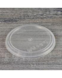 Διαφανές ίσιο καπάκι C12 για δοχείο SW2