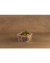 Διαφανές δοχείο για αλοιφές, ορεκτικά & σαλάτες SQ550