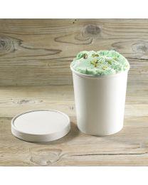 Χάρτινο κύπελο παγωτού υψηλής ποιότητας 32oz