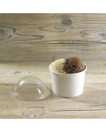 Χάρτινο ενισχυμένο κύπελλο παγωτού VS 12oz