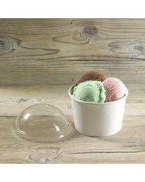 Χάρτινο ενισχυμένο κύπελλο παγωτού VS 16oz