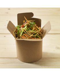 Χάρτινο total kraft δοχείο noodles 26oz