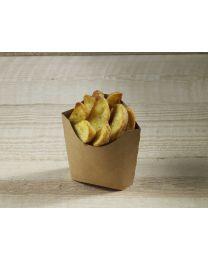 Χάρτινη θήκη για τηγανιτές πατάτες