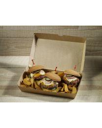 Χάρτινο XXL κουτί για burger