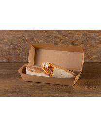Χάρτινο οικολογικό κουτί για tortilla
