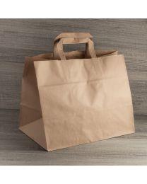 Χάρτινη τσάντα κραφτ xx-large